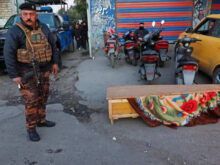 ISIS claims responsibility for Baghdad suicide bombings